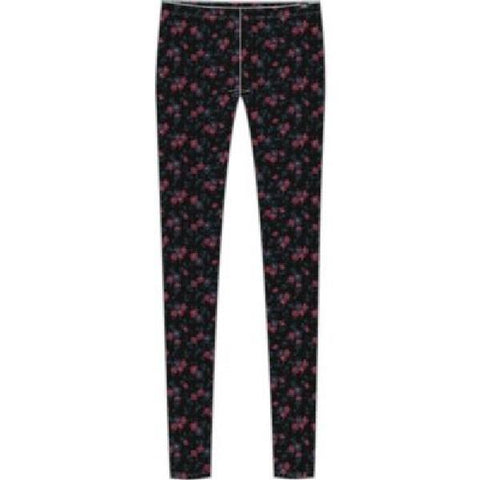 Vans Yoshimi Womens Leggings Floral Print |Sneakers Plus
