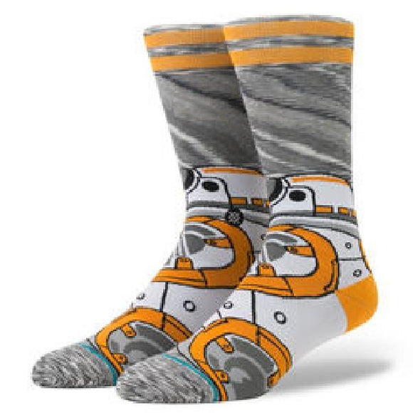 Stance StarWars Mens Socks BB-8 |Sneakers Plus