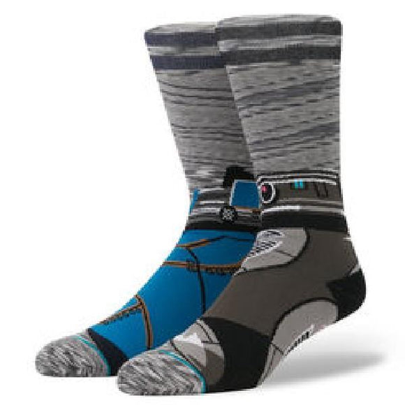 Stance StarWars Mens Socks Astromech |Sneakers Plus