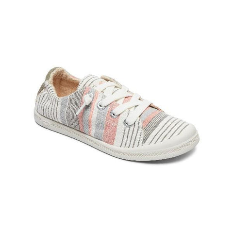 Roxy Bayshore lll Girls Casual Shoe Multi color |Sneakers Plus