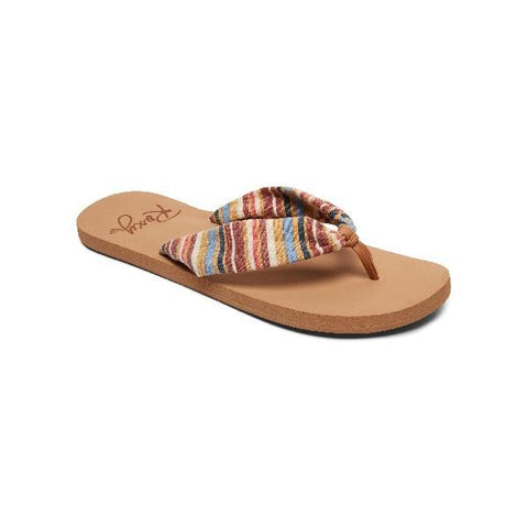 Roxy Paia ll Womens Flip Flop Multi-Color |Sneakers Plus