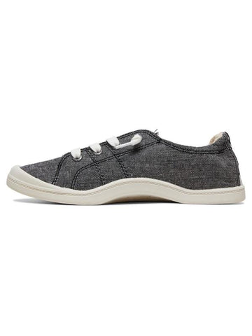 Roxy Bayshore lll Womens Casual Shoe Black |Sneakers Plus
