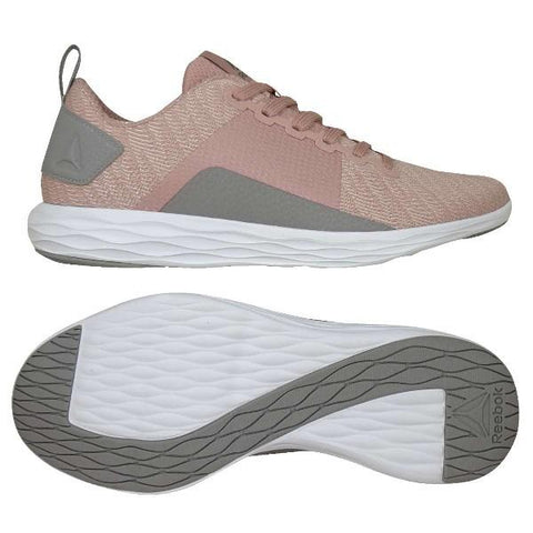 Reebok AstroRide Walk Women Walking Shoe Chalk-Pink |Sneakers Plus
