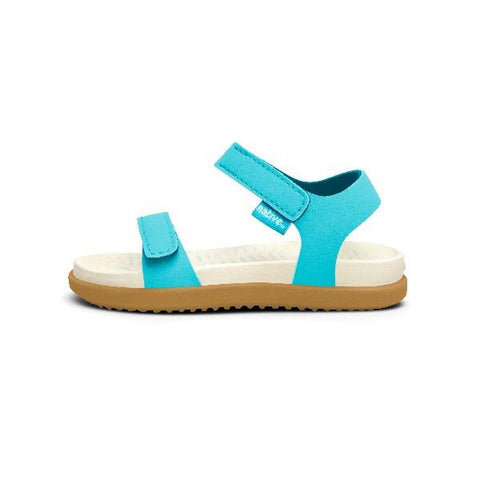 Native Charley Child Kids Sandals Surfer Blue | Sneakers Plus