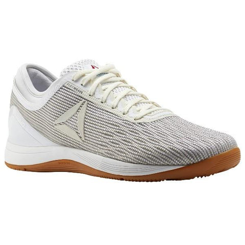 Reebok Crossfit Nano 8.0 Flexweave Womens Training Shoe White-Gum |Sneakers Plus