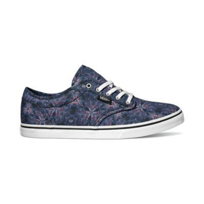 Vans Atwood Low Womens Skate Shoe Galaxy | Sneakers Plus