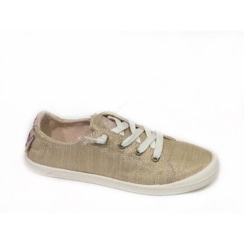 Roxy Bayshore lll Womens Shoe Gold | Sneakers Plus