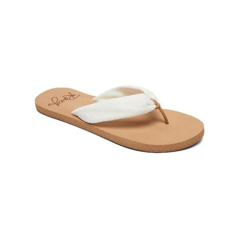 Roxy Paia ll Womens Flip Flops White | Sneakers Plus