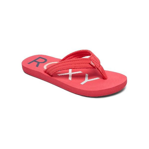 Roxy Vista ll Girls Flip Flops Berry | Sneakers Plus