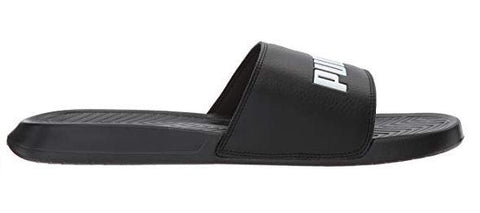 Puma Popcat Unisex Slide Black | Sneakers Plus