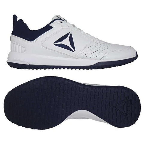 Reebok CXT TR Mens Training Shoes White-Navy | Sneakers Plus