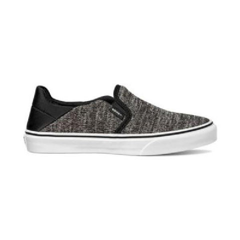 Vans Asher Flex Womens Casual Shoe Black | Sneakers Plus