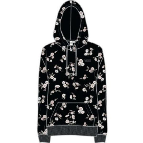Vans Sundazed Womens Pull Over Hoodie Floral | Sneakers Plus
