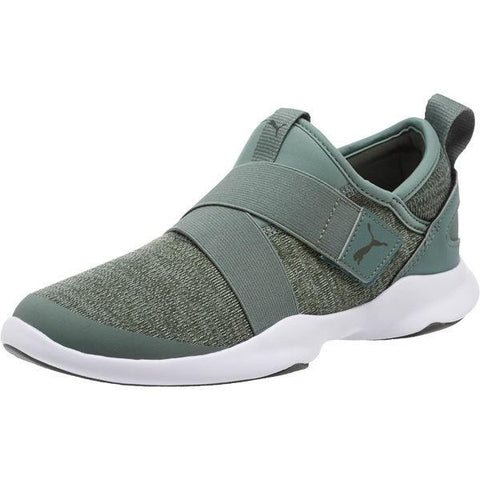 Puma Dare AC Womens Lifestyle Shoe Wreath-Forest | Sneaker Plus
