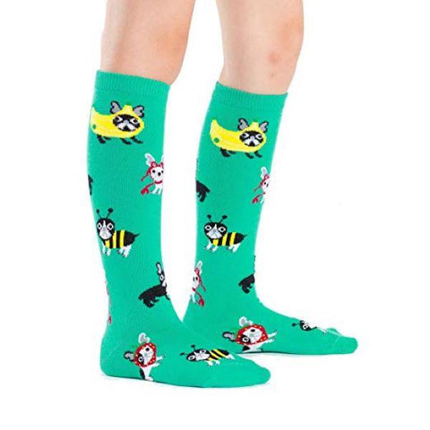 Sock It To Me Junior Knee High Socks | Sneakers Plus