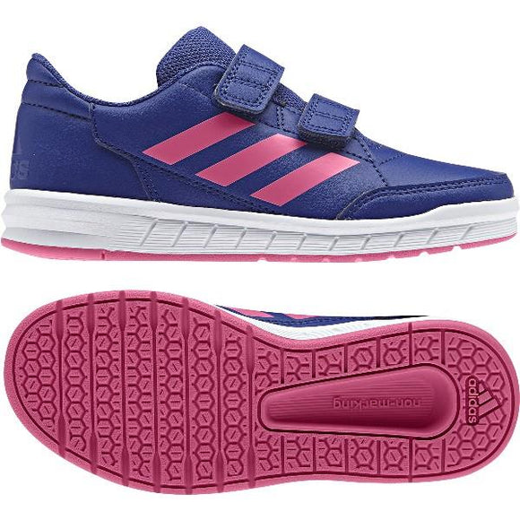 Adidas AltaSport CF Kids Running Shoe - Sneakers Plus