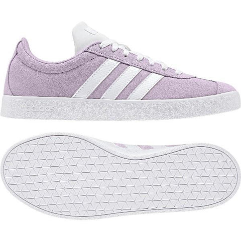 Adidas VL Court 2.0 Skateboarding Shoe - Sneakers Plus
