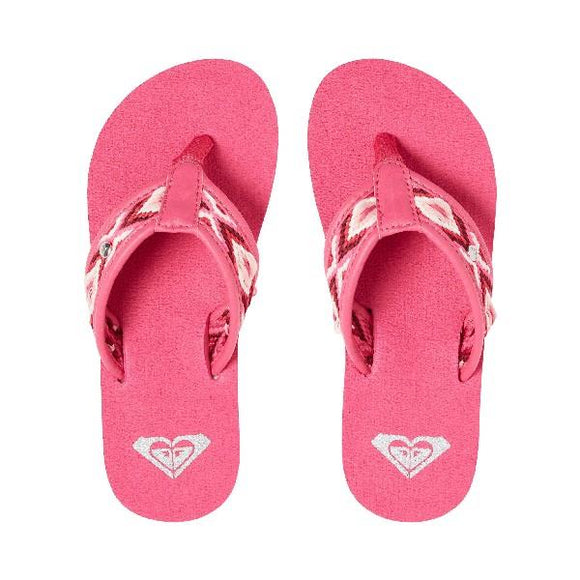 Roxy Saylor Sandal Girls Sandals Pink | Sneakers Plus