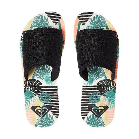 Roxy Sentosa X Slide Sandal Womens | Sneakers Plus
