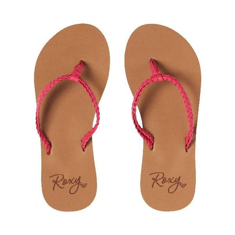 Roxy Costas Girls Sandals Raspberry | Sneakers Plus
