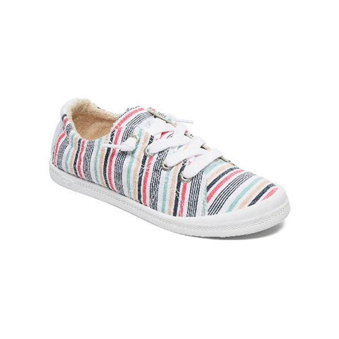 Roxy Bayshore III Girls Shoes Stripe | Sneakers Plus