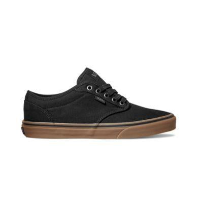 Vans Atwood Mens Skate Shoe Black-Gum | Sneakers Plus