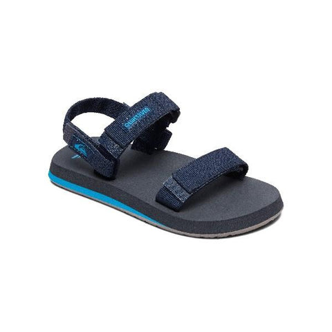 Quiksilver MonkeyCage Boys Sandals Blue | Sneakers Plus