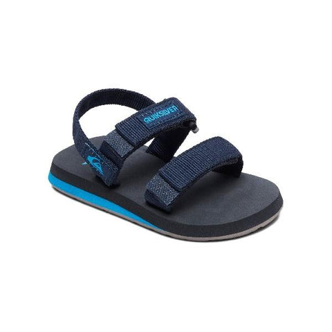 Quiksilver MonkeyCage Toddler Sandal Blue | Sneakers Plus