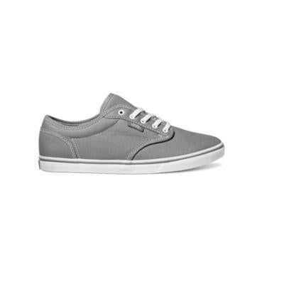 Vans Atwood Low Womens Skate Shoe Pewter | Sneakers Plus
