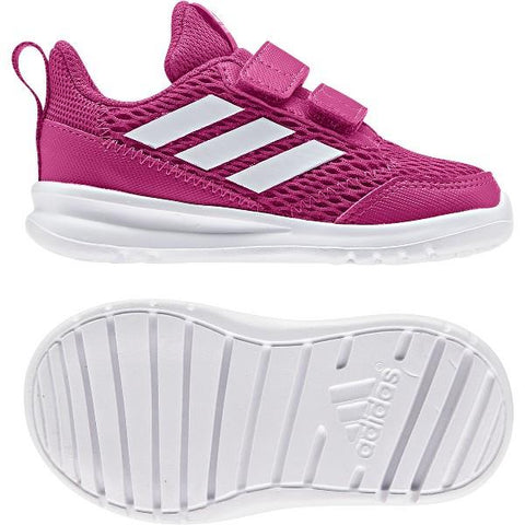 Adidas AltaRun CF Toddler Shoes - Sneakers Plus