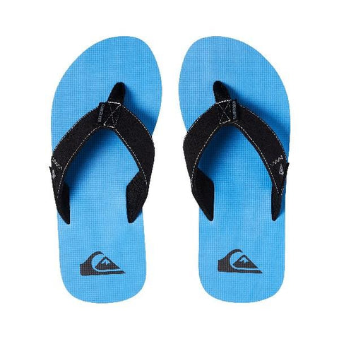 Quiksilver Molokai Abyss Boys Sandals Blue | Sneakers Plus