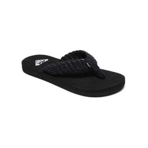 Roxy Porto Girls Sandals Black | Sneakers Plus