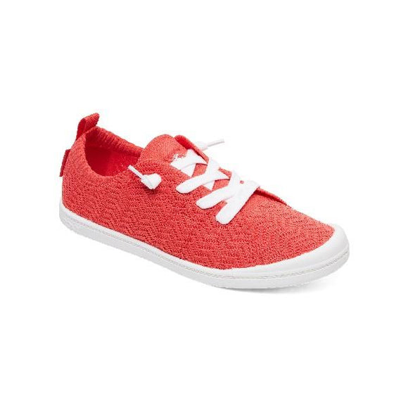 Roxy Bayshore Knit ll Womens Shoes Red | Sneakers Plus