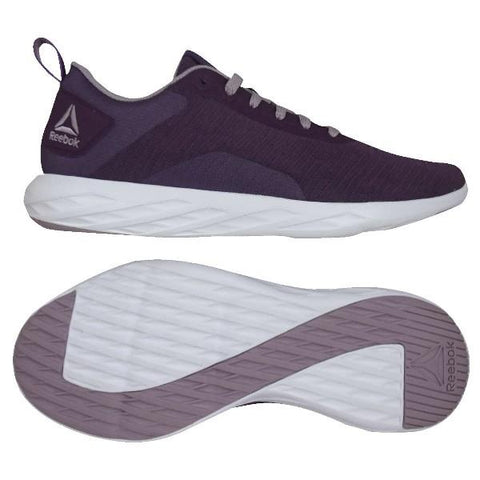 Reebok AstroRide Womens Walking Shoe Violet | Sneakers Plus