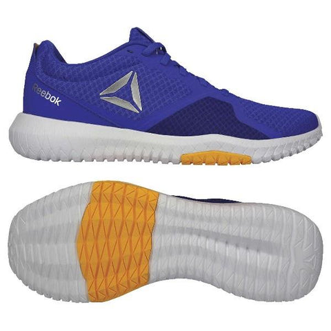 Reebok Flexagon Force Men Training Shoe Crushed Cobalt | Sneakers Plus