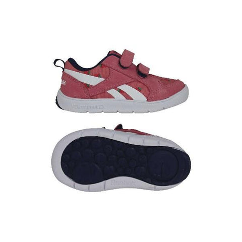Reebok VentureFlex Chase Toddler Shoe Fruit-Rose | Sneakers Plus