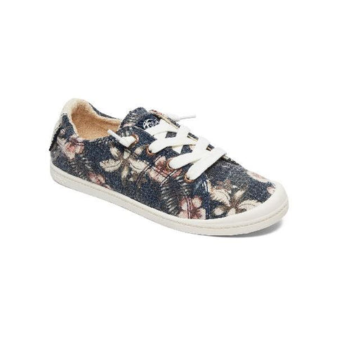 Roxy Bayshore lll Womens Casual Shoe Blue Radiance | Sneakers Plus