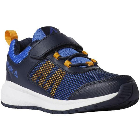 Reebok Road Supreme Boys Running Shoes Navy Blue | Sneakers Plus