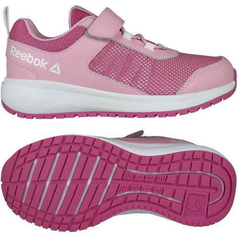 Reebok Road Supreme Girls Running Shoe Light Pink | Sneakers Plus