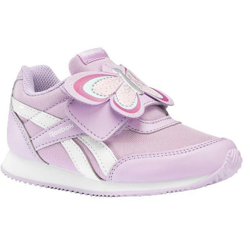 Reebok Toddler Royal Classic Jogger 2 Butterfly-Pink | Sneakers Plus