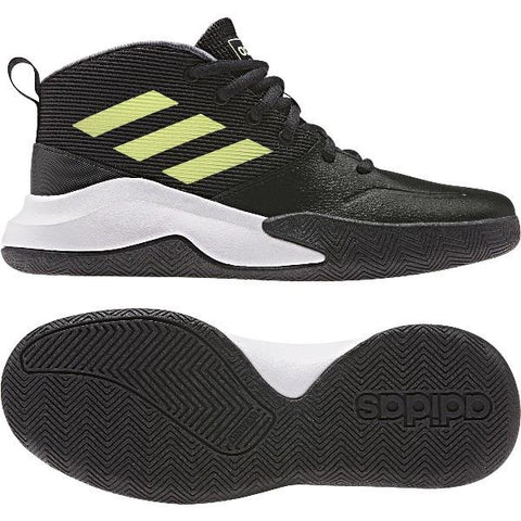 Adidas OwnTheGame Kids Wide Shoes - Sneakers Plus