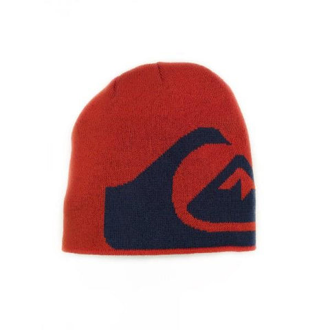 Quiksilver Mountain Wave Mens Beanies Orange | Sneakers Plus