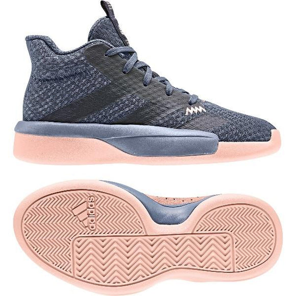Adidas Girls Pro Next 2019 Basketball Shoe - Sneakers Plus