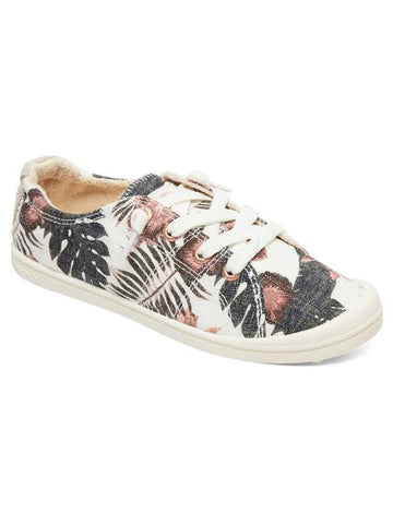 Roxy Bayshore lll Womens Casual Shoes White Ringer | Sneakers Plus