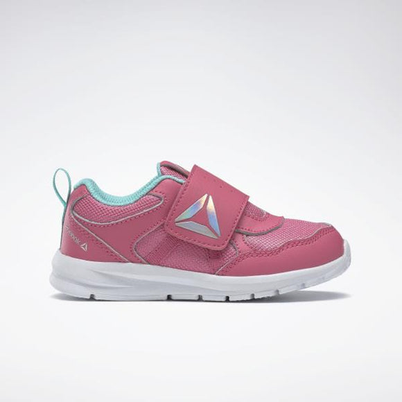 Reebok Almotio 4.0 2V Toddler Shoes Pink-Blue | Sneakers Plus