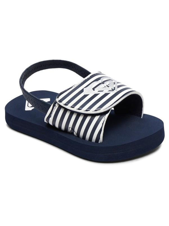 Roxy Toddler Finn Sandal Navy | Sneakers Plus