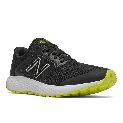 New Balance 520CR5 Mens Running Shoe Black-White-Lime | Sneakers Plus