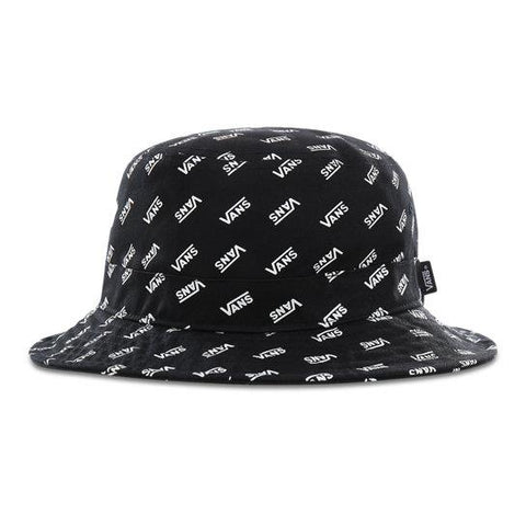Vans Undertone Bucket Hat Black | Sneakers Plus