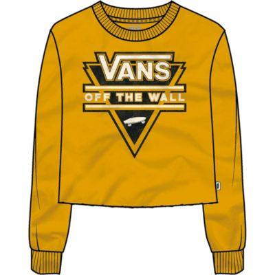 Vans Breakdown L/S Womens T shirt Mango-Mojito | Sneakers Plus