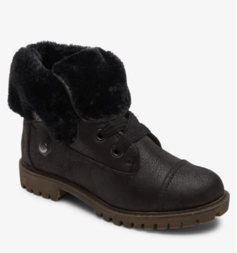Roxy Bruna Womens Boots Black | Sneakers Plus